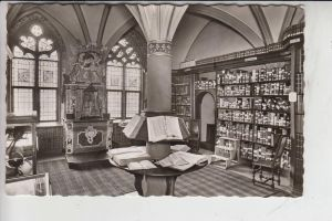 BIBLIOTHEK - Bernkastel-Kues, Bibliothek im St. Nikolaus-Hospital