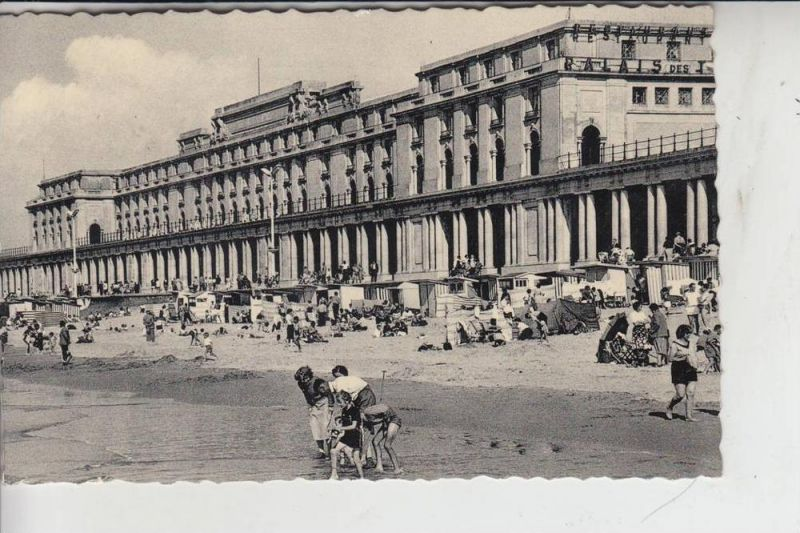 B 8400 OOSTENDE, Grand Hotel diu Palais des Thermes 1963