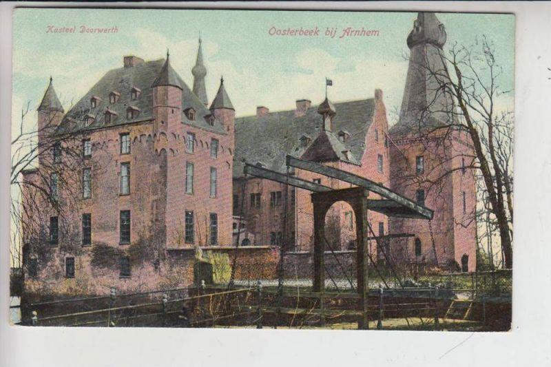 NL - GELDERLAND - RENKUM - OOSTERBEEK, Kasteel Doorwerth