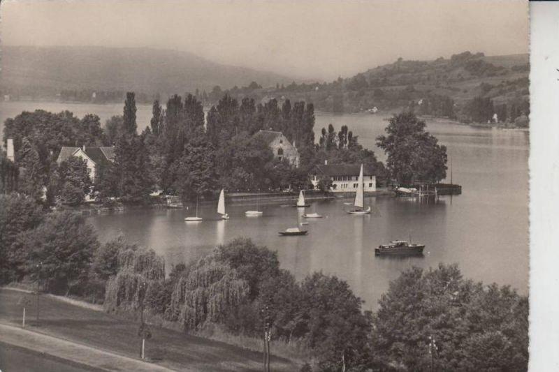 CH 8266 STECKBORN, Hotel/Restaurant Glarisegg 1949