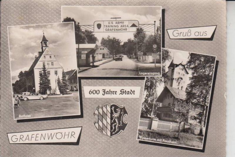 8484 GRAFENWÖHR, 600 Jahre Stadt
