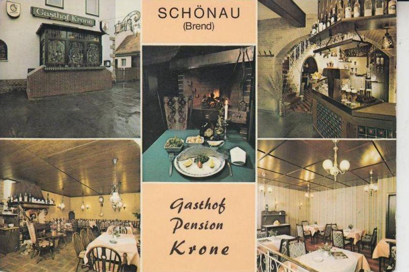 8741 SCHÖNAU - BREND, Gastho/Pension
