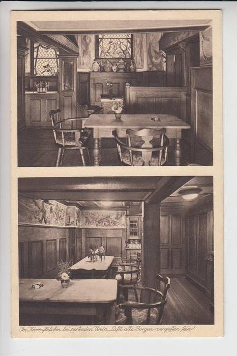 5238 HACHENBURG, Hotel Zur Krone 1932