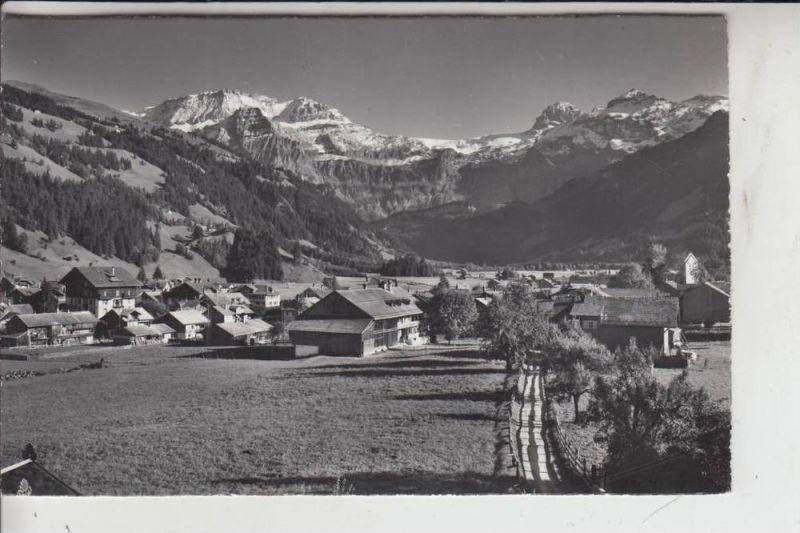CH 3775 LENK, Wildstrubel, Gletscherhorn, Laufbodenhorn