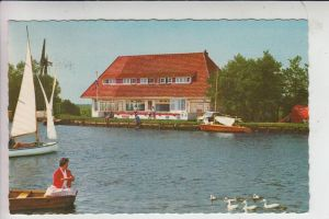 NL - FRIESLAND - GAASTERLAM-SLEAT - OUDEGA, Hotel-Cafe-Restaurant