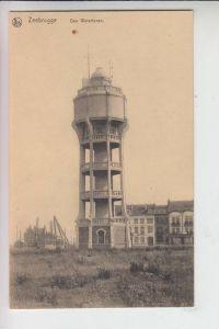 WASSERTURM - water tower - watertoren - chateau d'Eau - Zeebrugge