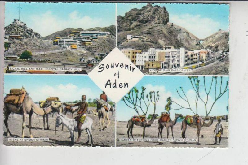 YEMEN - ADEN, Souvernir of Aden