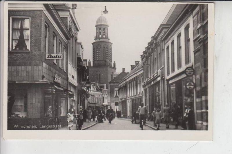 NL - GRONINGEN - OLDAMBT-WINSCHOTEN, Langestraat