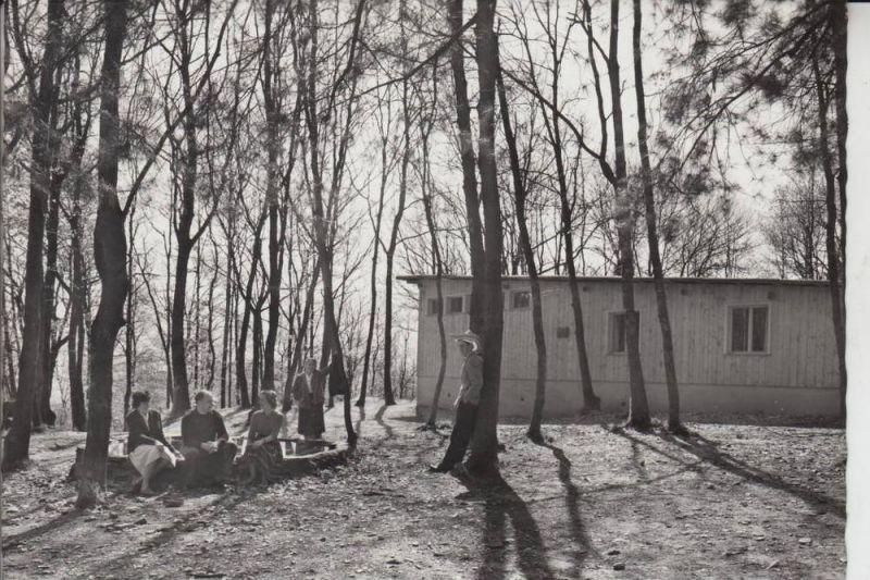 CH 6616 LOSONE - ARCEGNO, Campo Enrico Pestalozzi, Casa Ulrich Zwingli