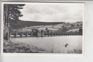 UK - WALES - MONTGOMERYSHIRE - Lake Vyrnwy, The Great Dam
