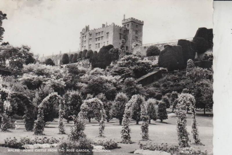UK - WALES - MONTGOMERYSHIRE - WELSHPOOL, Powis Castle