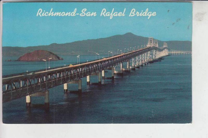 BRÜCKE, Richmond San Rafael Bridge, San Francisco Bay