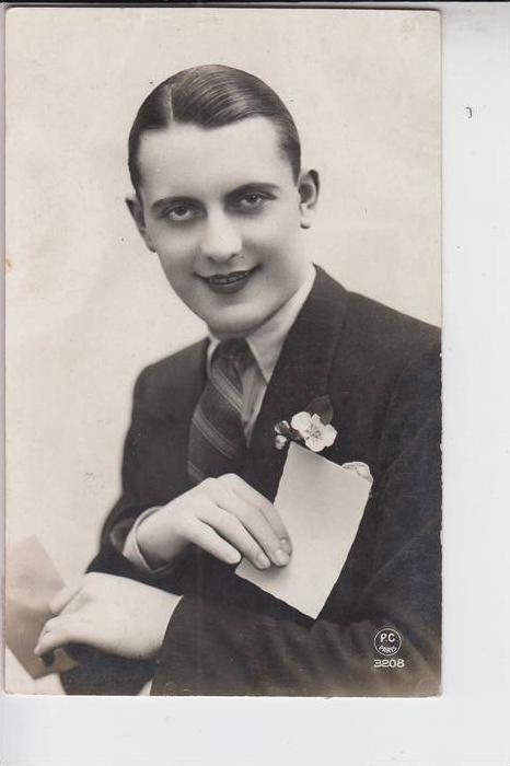 MODE - Männer 1933