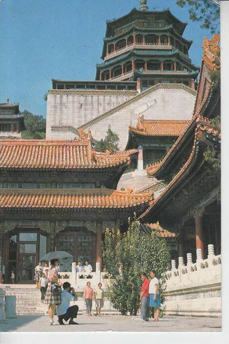 CHINA, Pavilion of the Fragance of Buddha1985