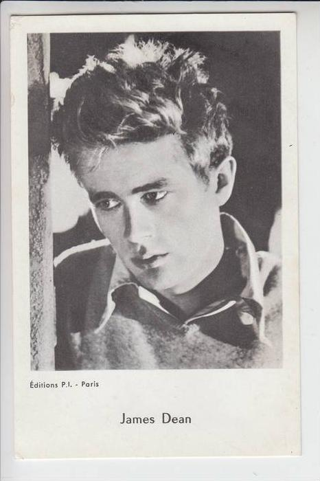 FILM - STAR - JAMES DEAN, Original 50er Jahre