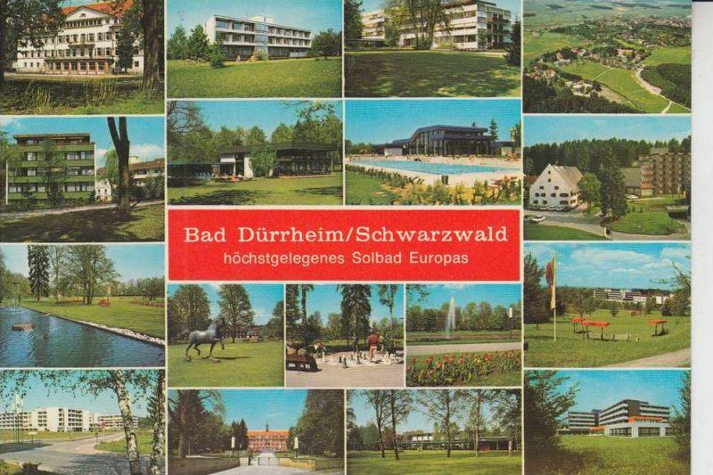 SPORT - SCHACH, Freiluftschach, open air chess - Bad Dürrheim
