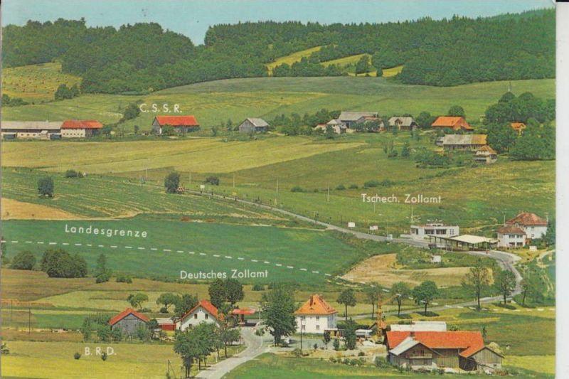 GRENZE - FRONTIER, Deutsch-Tschechische Landesgrenze Furth im Wald - Zollämter