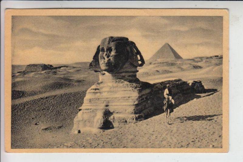 ET - ÄGYPTEN - CAIRO - Sphinx