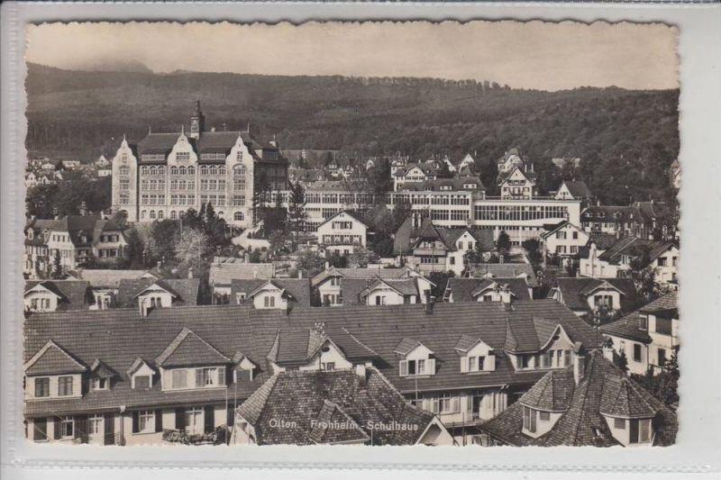 CH 4600 OLTEN, Frohheim Schulhaus