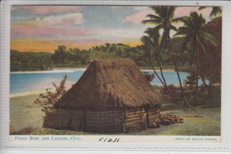 FIJ - FIDSCHI, Fidian Bure and Lagoon, Cuvu