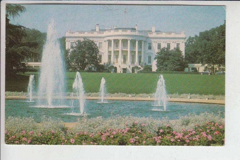 USA - WASHINGTON D.C., White House - Weisses Haus