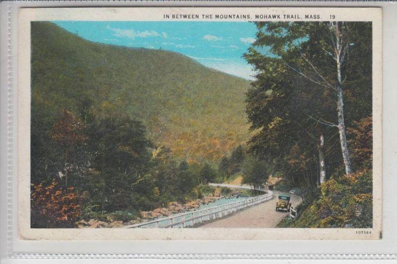 USA - MASSACHUSETTS - Mohawk Trail