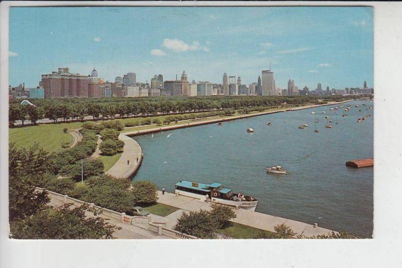 USA - CHICAGO - skyline