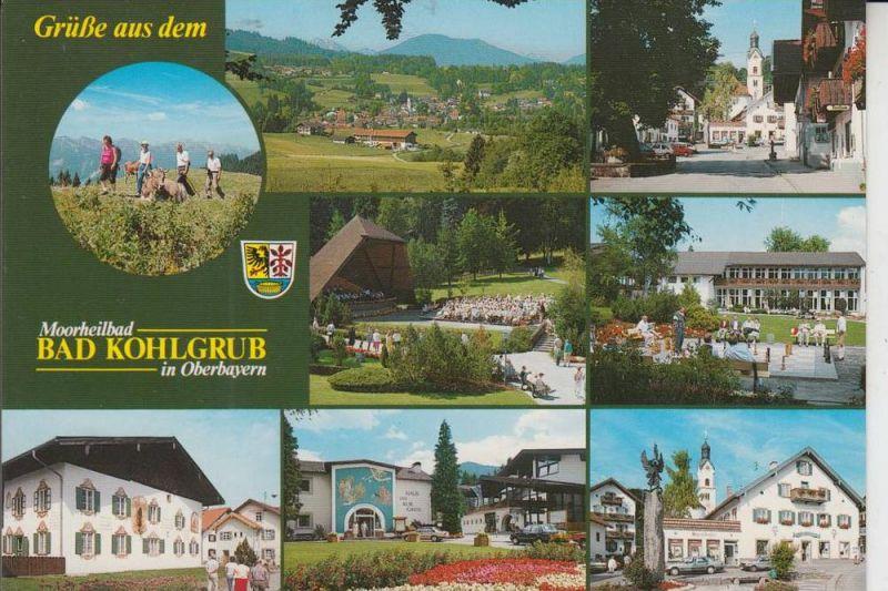 SPORT - SCHACH, Freiluftschach, open air chess - Bad Kohlgrub