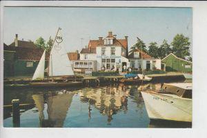 NL - FRIESLAND - TERHORNE - Hotel-Cafe Schippershuis