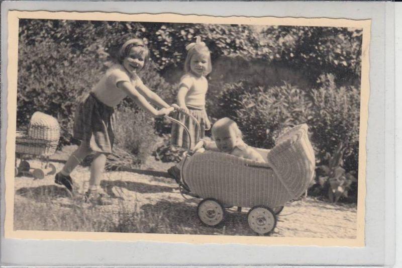 KINDER - Kinderwagen - landau - pram - cochecito - carrozzina Photo-AK