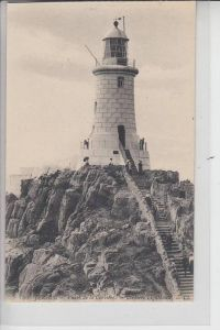 UK - ENGLAND - CHANNEL ISLANDS -JERSEY - Corbiere Lighthouse, Louis Levy # 99
