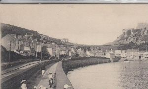 UK - ENGLAND - CHANNEL ISLANDS -JERSEY - Montorgueil Castle, Louis Levy # 151
