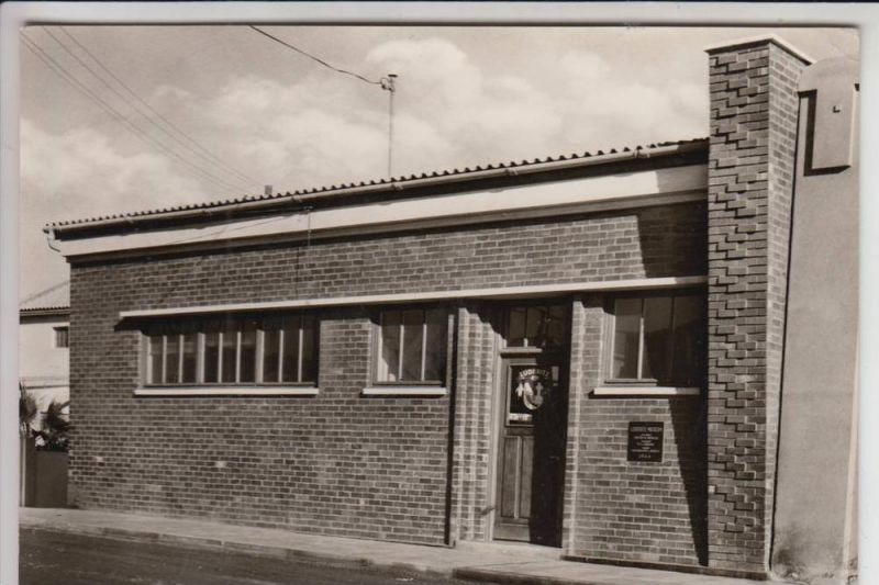 NAM - NAMIBIA - Lüderitz Museum 1969