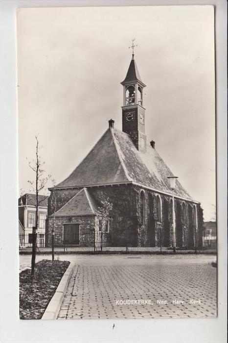 NL - ZEELAND - KOUDEKERKE - Ned.Herv.Kerk