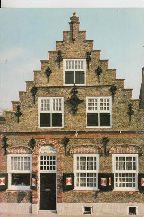 NL - ZEELAND - THOLEN - ST.ANNALAND, De oudste gevel