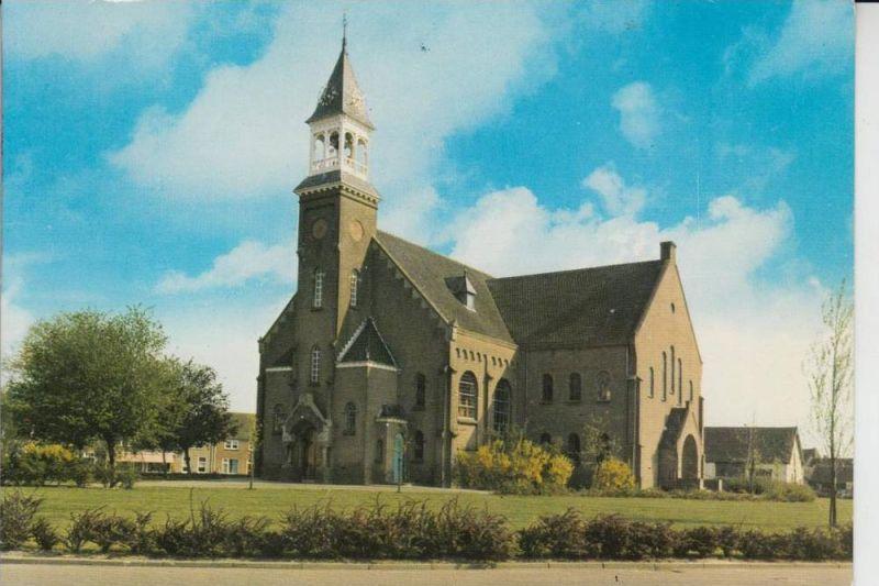 NL - ZEELAND - THOLEN - ST.ANNALAND, N.H. Kerk