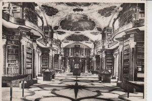 BIBLIOTHEK - Sankt Gallen, Stiftsbibliothek 1955