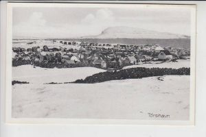 FARÖER - FORAYAR - FÄRÖER, Torshavn