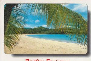 DOMINIKANISCHE REPUBLIK, 2003, Inposdom Express - Frankatur