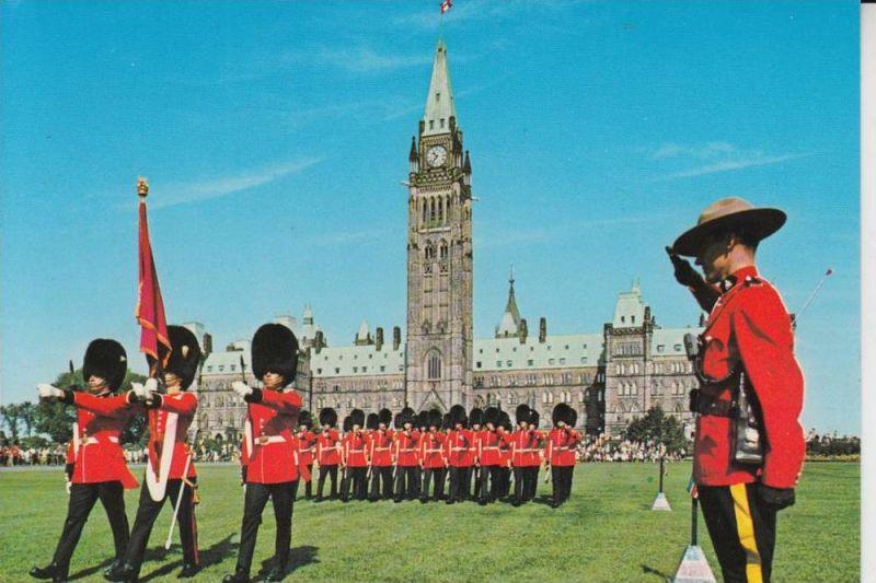 POLIZEI - CANADA, OTTAWA, ROYAL CANADIAN MOUNTAIN POLICE