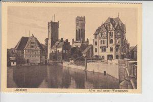 WASSERTURM - water tower - watertoren - chateau d'Eau - alter & neuer Wasserturm Lüneburg