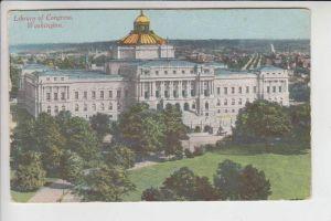BIBLIOTHEK - Library of Congress - Washington