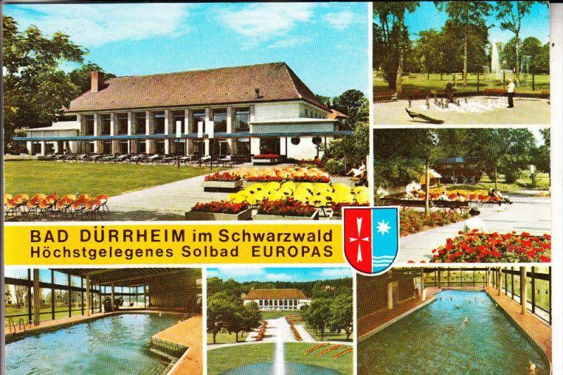 SPORT - SCHACH - Freiluftschach, Bad Dürrheim