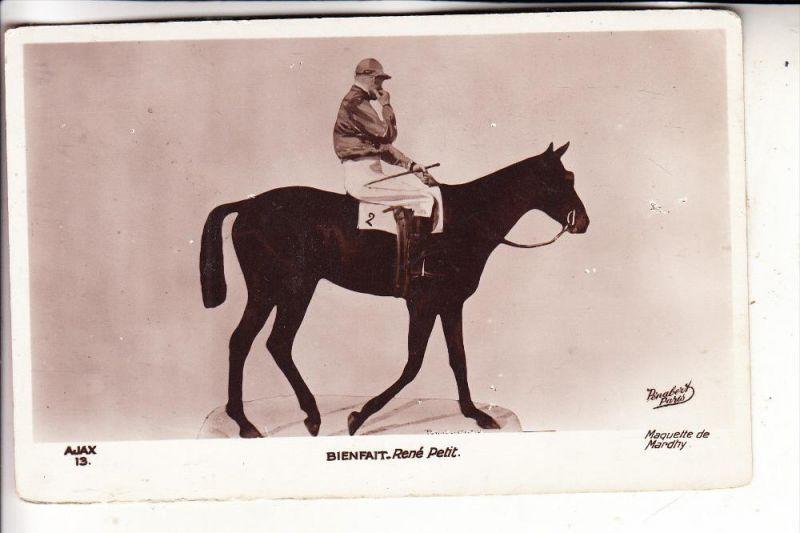SPORT - REITSPORT - Turf, Jockey