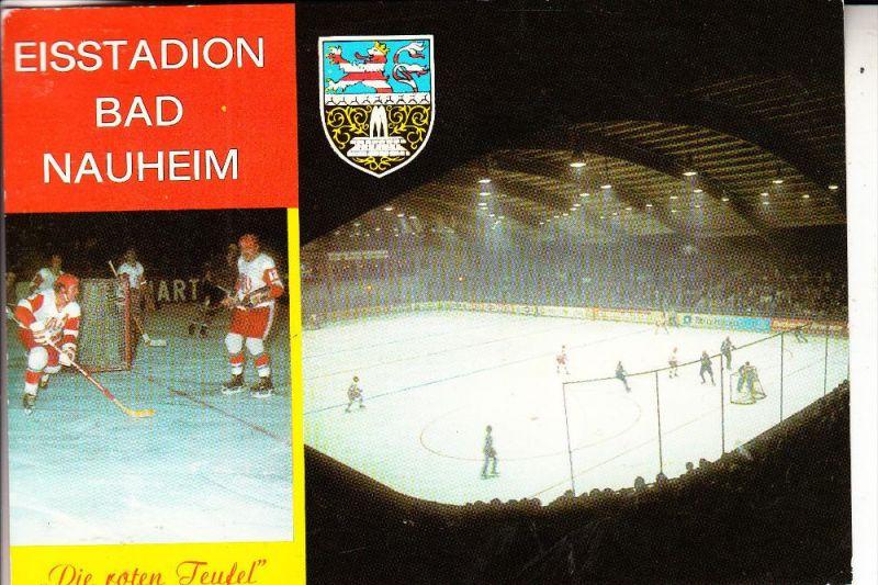 SPORT - EISHOCKEY -  Bad Nauheim, Eisstadion