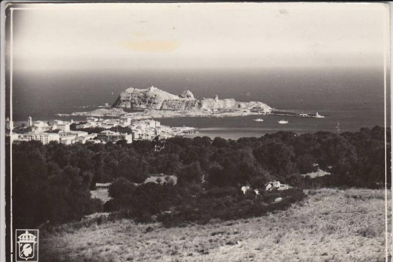 F 20220 ILE-ROUSSE, Vue generale, 196.., stamp missing