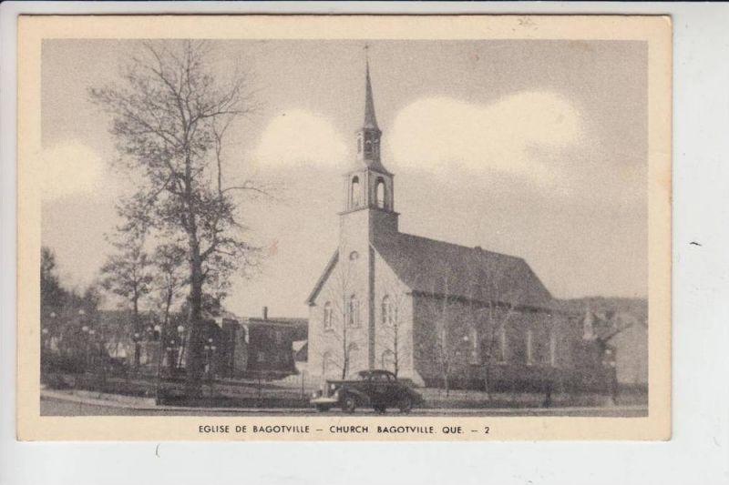 CAN - CANADA - QUEBEC - RAGOTVILLE Church