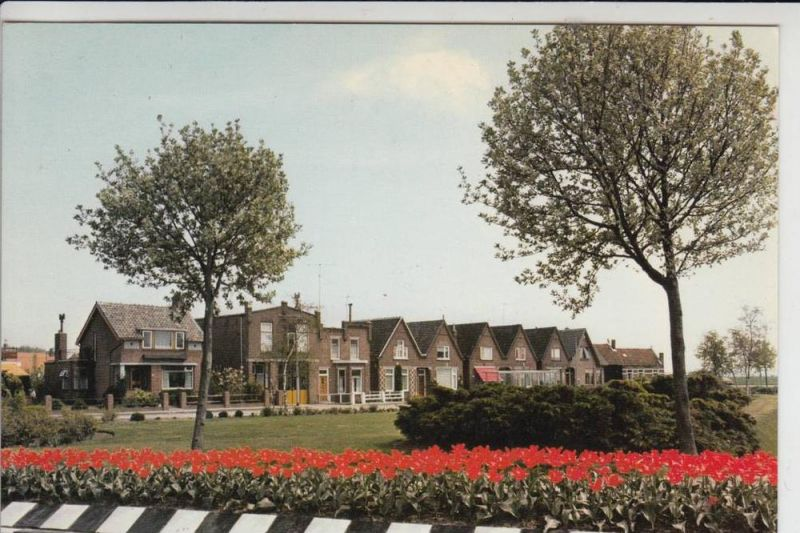 NL - ZEELAND - THOLEN - POORTVLIET, Zuidplantsoen