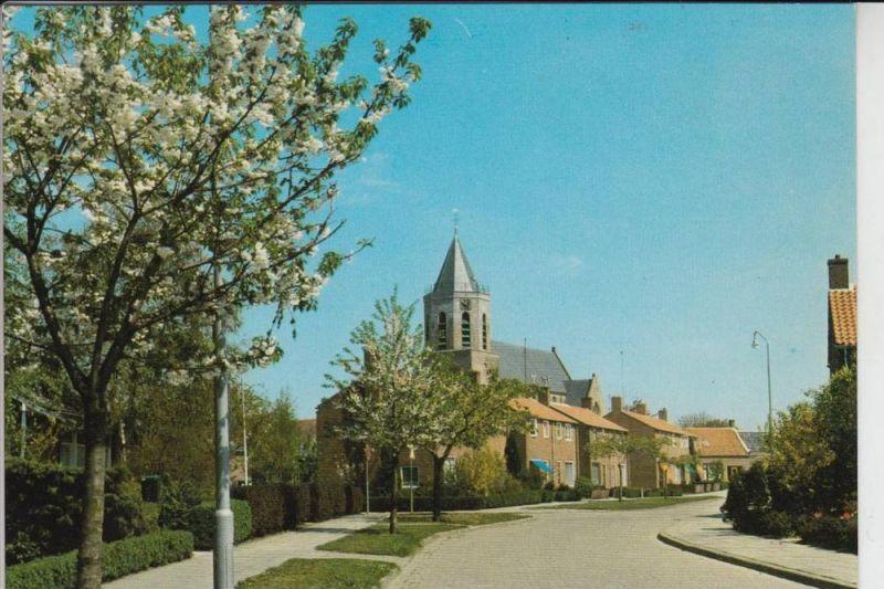 NL - ZEELAND - THOLEN - POORTVLIET, Wilhelminastraat