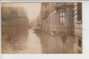 5000 KÖLN, EREIGNIS, Hochwasser 30.12.1919 - Photo-Karte